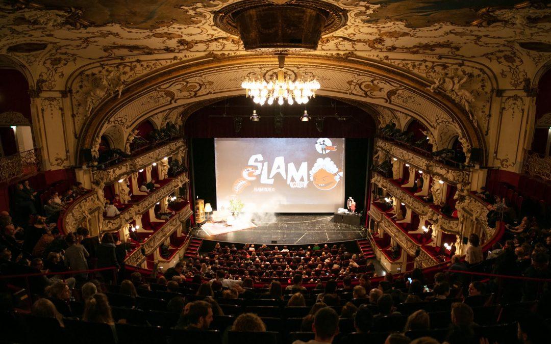 Slam is Back! Kampf der Künste – Poetry Slam Gala