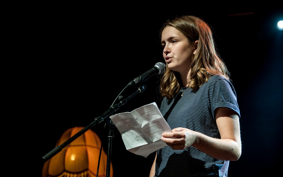 Kampf der Künste – U20 Poetry Slam