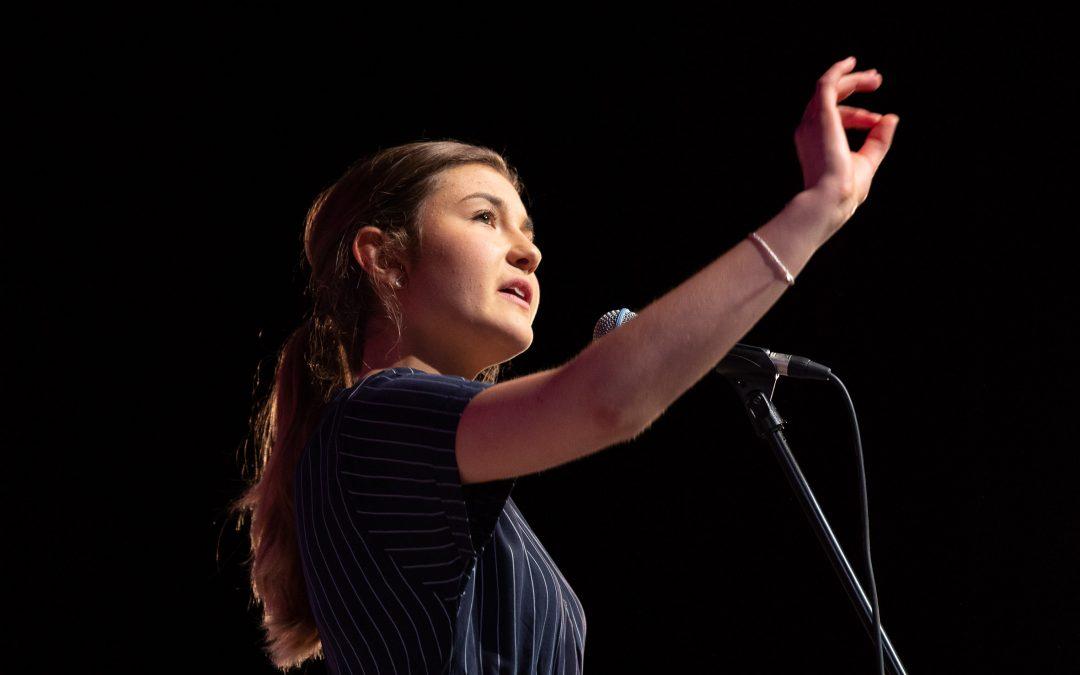 Zeise Poetry Slam